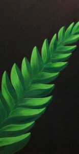 Fern Paintings by Rachael Wotherspoon