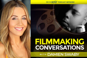 Rachael Wotherspoon's interview with Damien Swaby