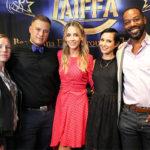 Stephanie Renaud, Justin Scott Lawrence, Rachael Wotherspoon, Delaney Tabron and Shaka Omari